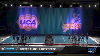 - United Elite - Lady Freeze [2019 Senior 2 Day 2] 2019 UCA and UDA Mile High Championship