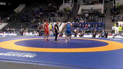 97kg Yarygin Finals - Igor Ovsiannikov (RUS) vs Magomedkhan Magomedov (RUS)