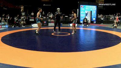 59 kg Rnd Of 16 - Xochitl Mota-Pettis, Rise RTC vs Briana Kellin, Florida