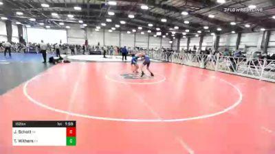 152 lbs Prelims - Julian Schott, VA vs Tyler Withers, PA