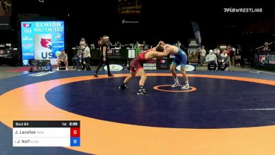 79 kg Rnd Of 16 - Joey Lavallee, Titan Mercury Wrestling Club vs Jason Nolf, Nittany Lion Wrestling Club