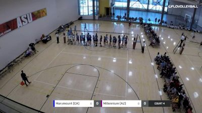 Marymount (CA) vs Millennium (AZ) | 2018 Tournament of Champions