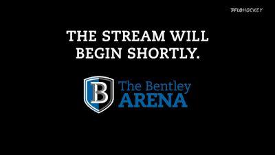 Full Replay - Robert Morris vs Bentley | Atlantic Hockey