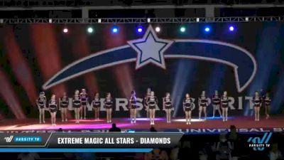 Extreme Magic All Stars - Diamonds [2021 L3 - U17 - B Day 2] 2021 Universal Spirit-The Grand Championship