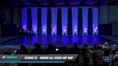 Studio 22 - Junior All Stars Hip Hop [2021 Junior - Hip Hop - Small Day 1] 2021 GLCC: The Showdown Grand Nationals
