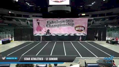 Star Athletics - L1 Junior [2021 Junior Chrome] 2021 ACP Disco Open Championship: Trenton