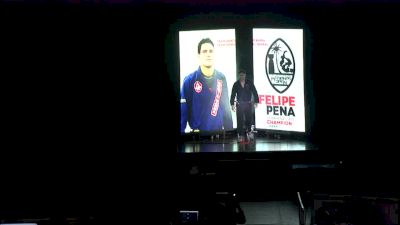 Felipe Pena vs Tanner Rice 2018 Marianas Open