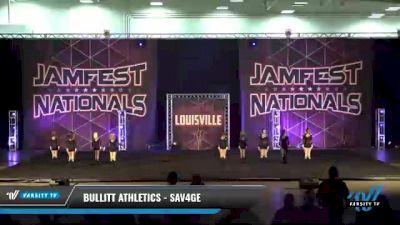 Bullitt Athletics - SAV4GE [2021 L4 Youth Day 2] 2021 JAMfest: Louisville Championship