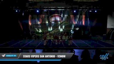 Stars Vipers - San Antonio - V3NOM [2021 L3 Junior - Small Day 2] 2021 ACP Cash Bash Championship
