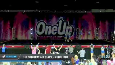 The Stingray All Stars - Moonlight [2021 L4.2 Senior Coed Day 2] 2021 One Up National Championship