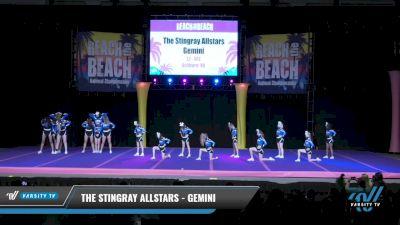 The Stingray Allstars - Gemini [2021 L2 - U17 Day 2] 2021 ACDA: Reach The Beach Nationals