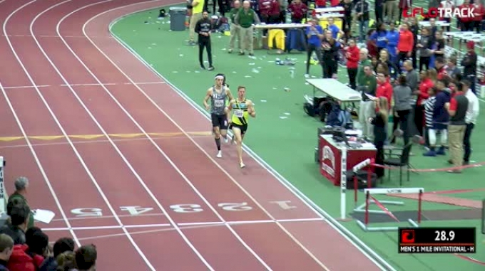 Edward Cheserek 3:49.44!