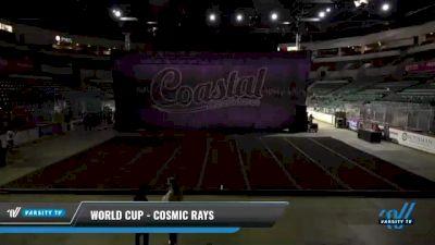 World Cup - Cosmic Rays [2021 L5 Senior Coed] 2021 Coastal: The Garden State Battle