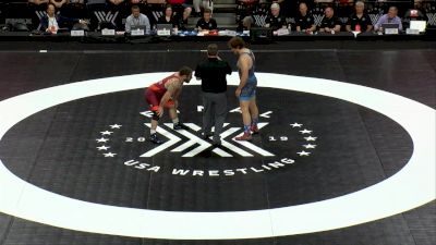 87 kg 2 Of 3 - Ben Provisor, New York Athletic Club vs Joe Rau, Titan Mercury Wrestling Club