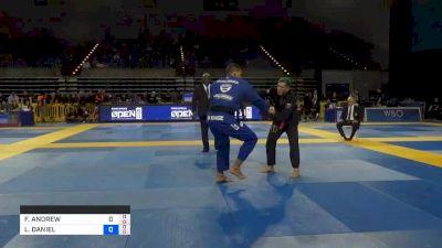 FELLIPE ANDREW vs LUCAS BARBOSA 2019 Pan Jiu-Jitsu IBJJF Championship