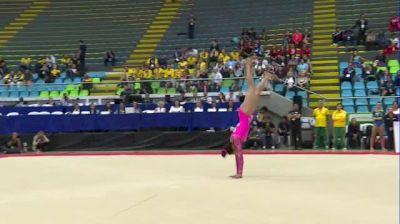 Sunisa Lee - Floor, United States - 2018 Pacific Rim Championships