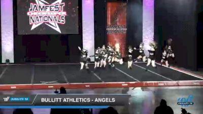 Bullitt Athletics - Angels [2021 L1 Youth - A Day 2] 2021 JAMfest Cheer Super Nationals
