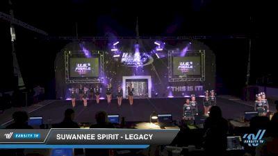 Suwannee Spirit - Legacy [2019 Senior - D2 3 Day 2] 2019 US Finals Pensacola