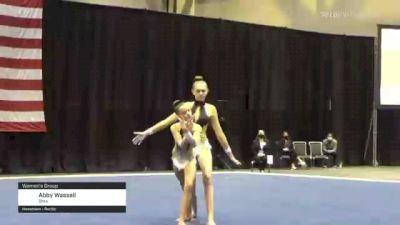 Abby Wassall - Women's Group, SMA - 2021 USA Gymnastics Championships