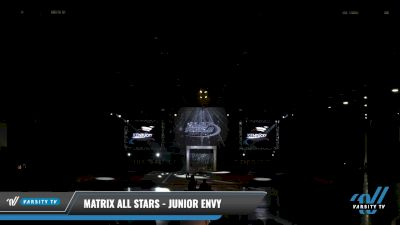 Matrix All Stars - Junior Envy [2021 L3 Junior - Medium Day 2] 2021 The U.S. Finals: Louisville