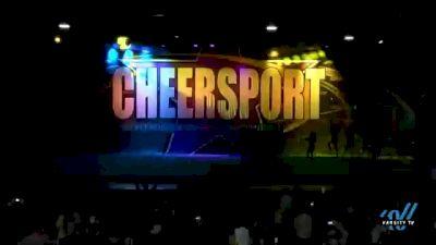 Brandon All-Stars - Spice [2021 L3 Senior - Small Day 2] 2021 CHEERSPORT National Cheerleading Championship