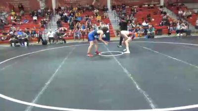 70 kg Consolation - Jack Murphy, Montana vs Robert Adams, Arizona