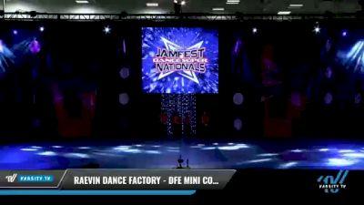 Raevin Dance Factory - DFE Mini Coed Hip Hop [2021 Mini Coed - Hip Hop Day 2] 2021 JAMfest: Dance Super Nationals