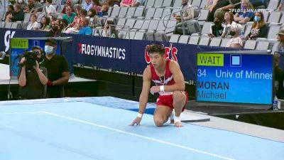 Yul Moldauer - Floor, 5280 Gymnastics - 2021 US Championships Senior Competition International Broadcast