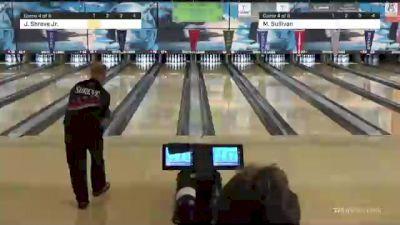 Replay: Lanes 17-18 - 2021 PBA50 Spectrum Lanes Open - Match Play Round 1