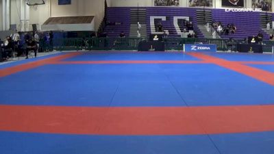 Full Replay - 2019 Pan IBJJF Jiu-Jitsu No-Gi Championship - mat 8 - Sep 15, 2019 at 8:45 AM EDT
