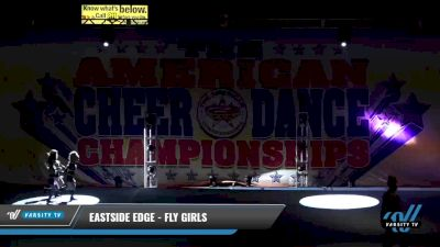 Eastside Edge - Fly Girls [2021 L1 Tiny - D2 Day 2] 2021 The American Celebration DI & DII