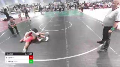 145 lbs Round Of 32 - Isaiah Martinez, Jag Way WC vs Jacob Salcedo, Northview