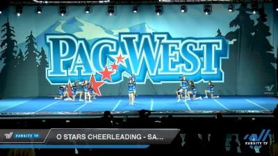 O Stars Cheerleading - Sapphire [2020 L1 Youth - D2 - Small - A Day 2] 2020 PacWest