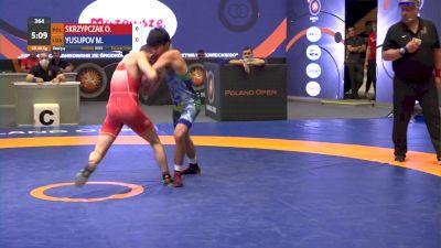 60kg Bronze - Mukhammadkodir Yusupov, UZB vs Oliver Skrzypczak, POL