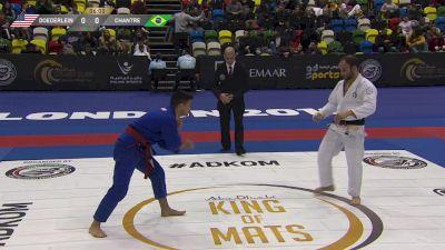 Isaac Doederlein vs Samir Chantre Abu Dhabi King of Mats, Lightweight