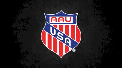 2021 AAU Indoor National Championships - Day One Shot Put