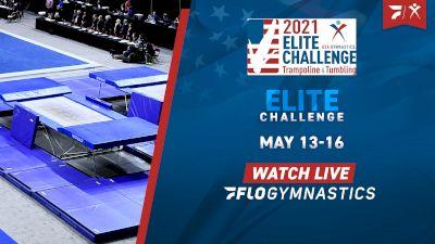 Full Replay: Trampoline B - Elite Challenge - May 16