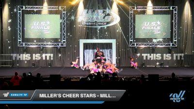 Miller's Cheer Stars - millers cheer stars shooting stars [2019 Senior - D2 2 Day 1] 2019 US Finals Virginia Beach