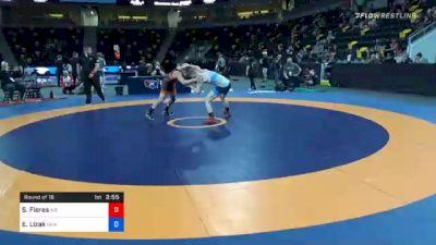 61 kg Prelims - Sidney Flores, Air Force Regional Training Center vs Ethan Lizak, New York Athletic Club