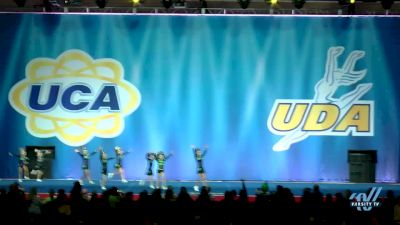 Knoxville Twisters - Tornadoes [2018 Youth - Small 1 Day 2] 2018 UCA Smoky Mountain Championship
