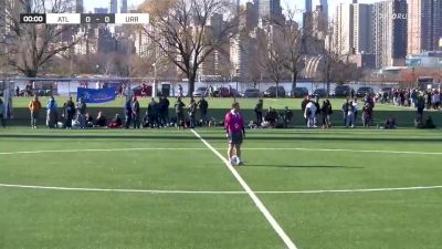 Atlantis vs. Upright Rugby Rogues - 2019 New York 7s