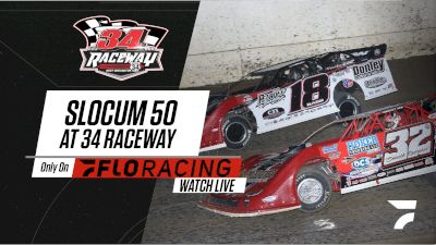 Full Replay | Slocum 50 Friday at 34 Raceway 4/16/21