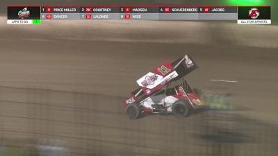 Heat Races | All Star Sprints at 4-Crown Nationals