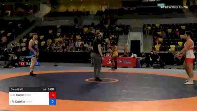 74 kg Cons 8 #2 - Rick Durso, Pennsylvania RTC vs Ryan Deakin, TMWC / Wildcat Wrestling Club