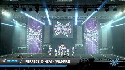 Perfect 10 Heat - Wildfire [2020 L3 Youth - D2 - Small Day 1] 2020 JAMfest Cheer Super Nationals