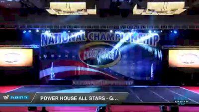 Power House All Stars - Godfidence [2021 L1 - U17 Day 3] 2021 ACP Southern National Championship