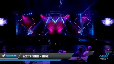 ACX Twisters - Shine [2021 L1 Junior - Small Day 2] 2021 Spirit Sports: Battle at the Beach