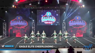 Eagle Elite Cheerleading - Swoop [2019 Senior - D2 - Small 2 Day 2] 2019 America's Best National Championship