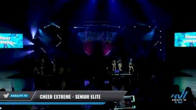 Cheer Extreme - Kernersville - Senior Elite [2021 L6 Senior - Large Day 1] 2021 Spirit Sports: Battle at the Beach