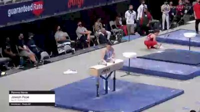 Joseph Pepe - Pommel Horse, North Valley Gym - 2021 US Championships